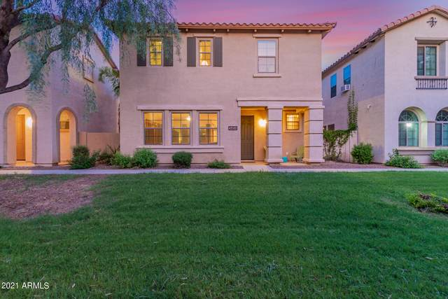3464 S Bluejay Drive, Gilbert, AZ 85297 (MLS #6293708) :: D & R Realty LLC