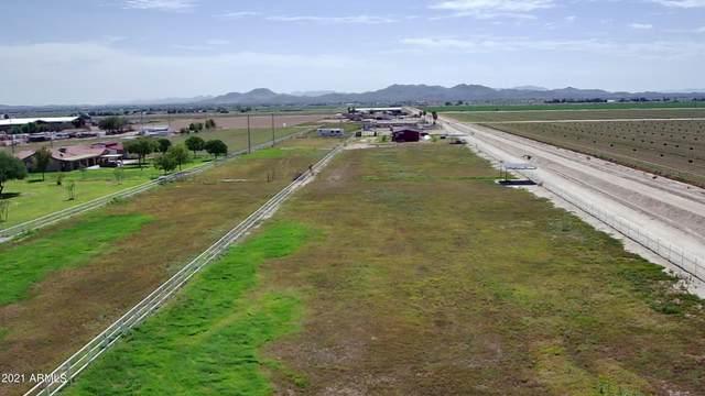 5335 S 231st Avenue, Buckeye, AZ 85326 (MLS #6293715) :: Executive Realty Advisors