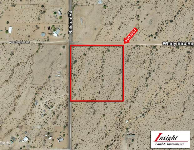 0 N Ralston Road, Maricopa, AZ 85139 (MLS #6293716) :: Service First Realty