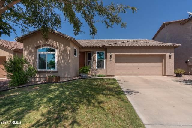 1140 E Geona Street, San Tan Valley, AZ 85140 (MLS #6293734) :: Yost Realty Group at RE/MAX Casa Grande