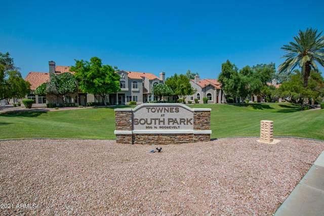 500 N Roosevelt Avenue #43, Chandler, AZ 85226 (MLS #6293736) :: Executive Realty Advisors