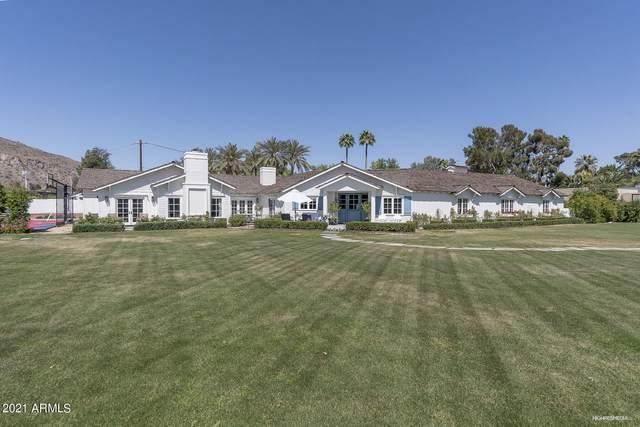 6210 E Exeter Boulevard, Scottsdale, AZ 85251 (MLS #6293750) :: Elite Home Advisors
