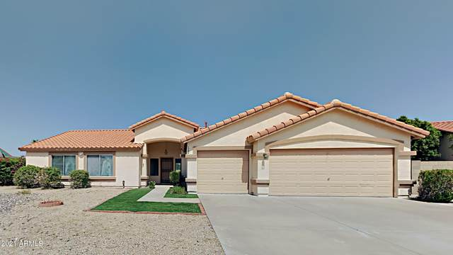 1764 E Park Street, Phoenix, AZ 85042 (MLS #6293754) :: Elite Home Advisors