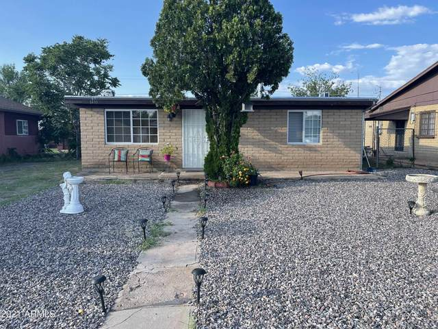 1430 E 13th Street, Douglas, AZ 85607 (MLS #6293755) :: Yost Realty Group at RE/MAX Casa Grande
