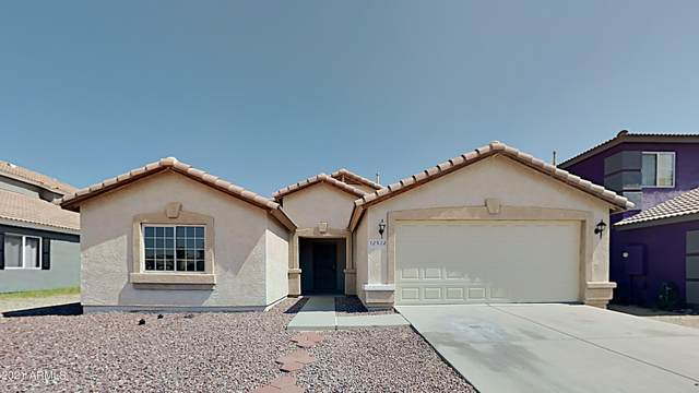 12522 W Scotts Drive, El Mirage, AZ 85335 (MLS #6293765) :: Yost Realty Group at RE/MAX Casa Grande