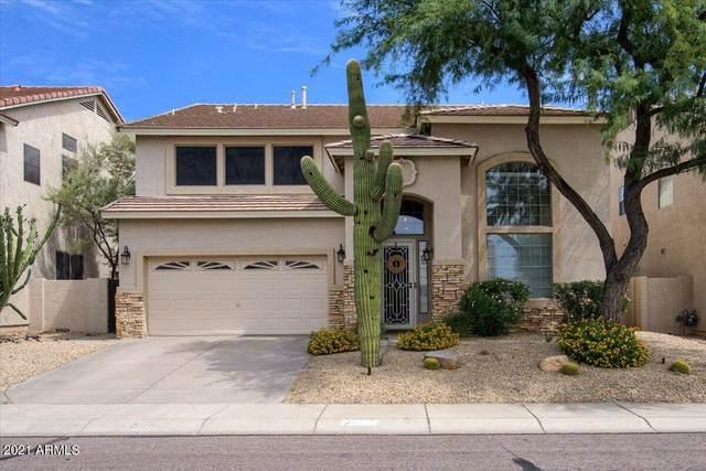 25841 N 41ST Way, Phoenix, AZ 85050 (MLS #6293771) :: Devor Real Estate Associates