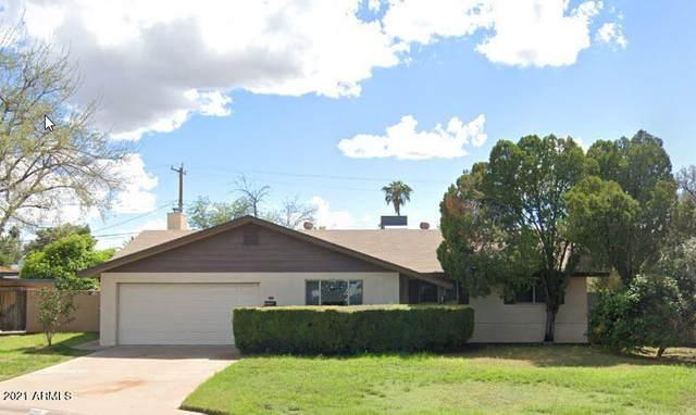 109 W Balboa Drive, Tempe, AZ 85282 (MLS #6293778) :: Justin Brown   Venture Real Estate and Investment LLC