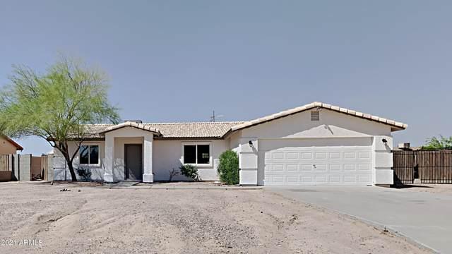 14208 S Amado Boulevard, Arizona City, AZ 85123 (MLS #6293787) :: Executive Realty Advisors