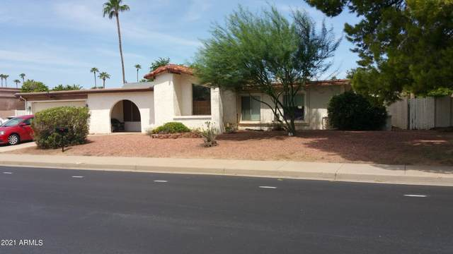 6912 E Thunderbird Road, Scottsdale, AZ 85254 (MLS #6293788) :: Jonny West Real Estate