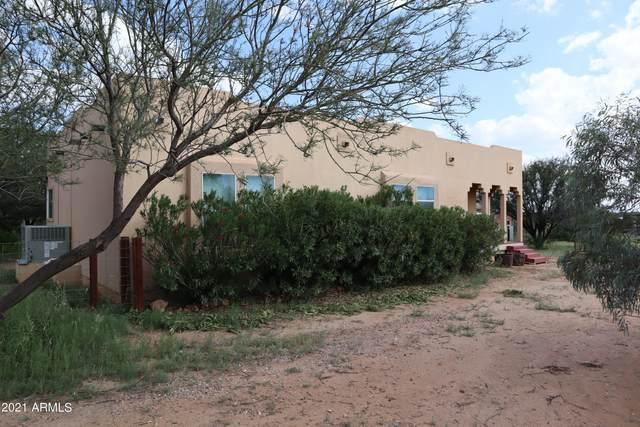 4853 S Hancock Trail, Sierra Vista, AZ 85650 (MLS #6293794) :: West Desert Group | HomeSmart