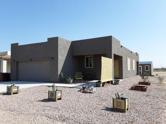 3015 W Paraiso Drive, Eloy, AZ 85131 (MLS #6293796) :: Hurtado Homes Group