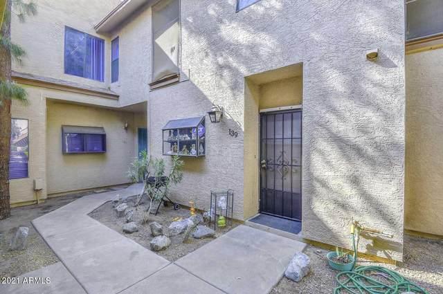 6550 N 47TH Avenue #139, Glendale, AZ 85301 (MLS #6293799) :: Arizona 1 Real Estate Team