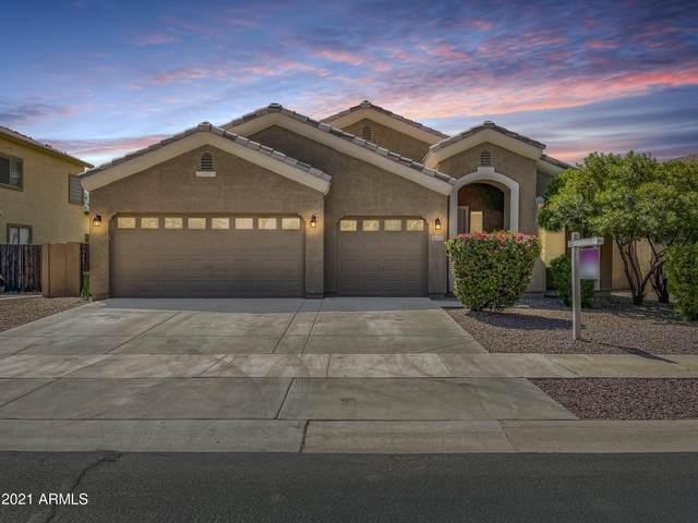 14133 W Desert Hills Drive, Surprise, AZ 85379 (MLS #6293800) :: Klaus Team Real Estate Solutions