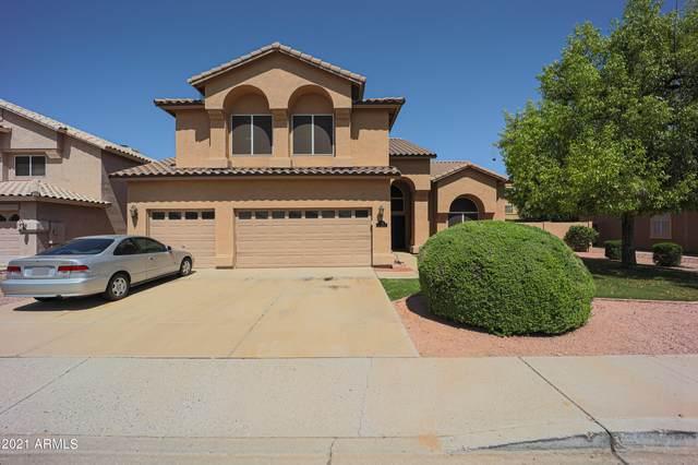 6572 W Abraham Lane, Glendale, AZ 85308 (MLS #6293803) :: West USA Realty