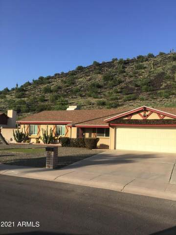 1642 W Friess Drive, Phoenix, AZ 85023 (MLS #6293806) :: Yost Realty Group at RE/MAX Casa Grande