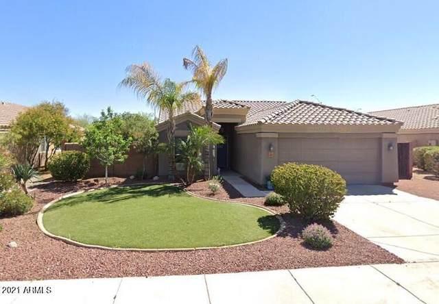 16015 W Hammond Street, Goodyear, AZ 85338 (MLS #6293811) :: Hurtado Homes Group