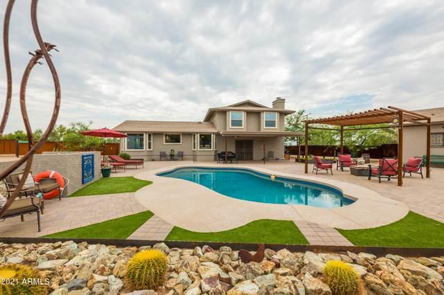 5908 E Peak View Road, Cave Creek, AZ 85331 (MLS #6293820) :: Justin Brown   Venture Real Estate and Investment LLC