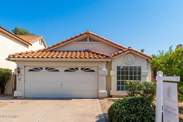 5457 E Elmwood Street, Mesa, AZ 85205 (MLS #6293822) :: The C4 Group