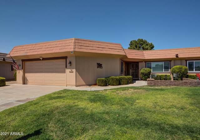 10562 W Hutton Drive, Sun City, AZ 85351 (MLS #6293832) :: Hurtado Homes Group