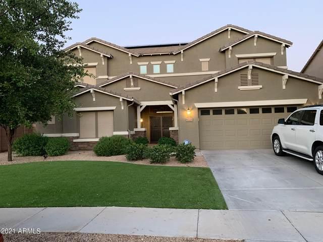 6229 S Banning Street, Gilbert, AZ 85298 (MLS #6293845) :: My Home Group