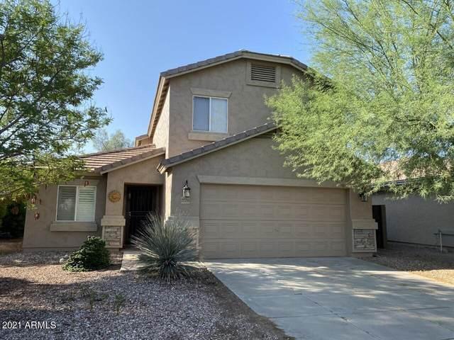 22781 W Mohave Street, Buckeye, AZ 85326 (MLS #6293861) :: Executive Realty Advisors