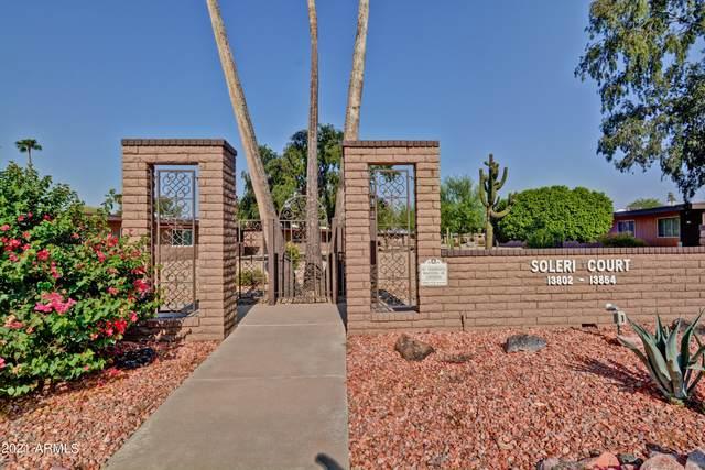 13854 N 111TH Avenue, Sun City, AZ 85351 (MLS #6293863) :: The Ellens Team