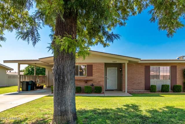 10409 W Deanne Drive, Sun City, AZ 85351 (MLS #6293865) :: Yost Realty Group at RE/MAX Casa Grande