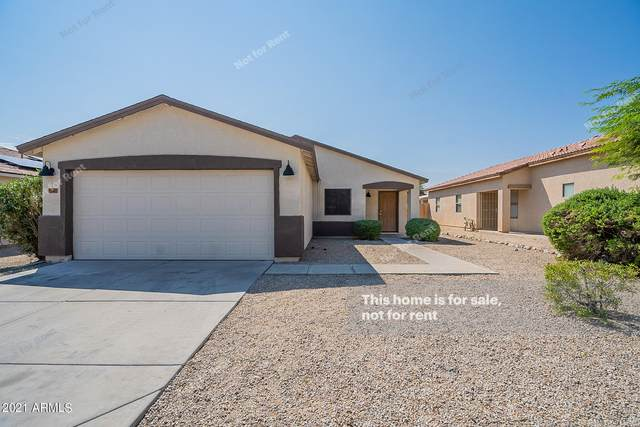 5541 E Quiet Retreat, Florence, AZ 85132 (MLS #6293889) :: Devor Real Estate Associates