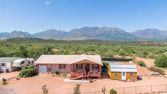 873 N Deer Creek Drive, Payson, AZ 85541 (MLS #6293897) :: The AZ Performance PLUS+ Team