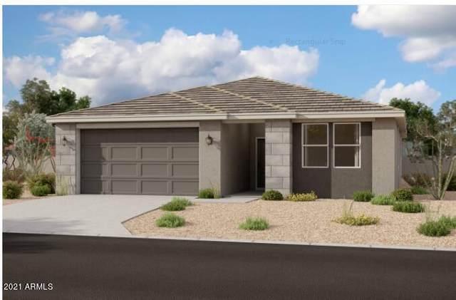35876 W Santa Monica Avenue, Maricopa, AZ 85138 (MLS #6293901) :: Service First Realty