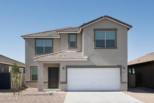 35506 W Santa Clara Avenue, Maricopa, AZ 85138 (MLS #6293903) :: Service First Realty