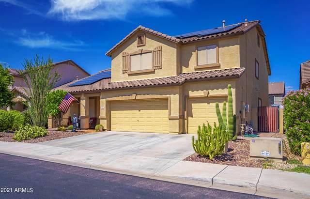 17956 W Desert Lane, Surprise, AZ 85388 (MLS #6293917) :: Klaus Team Real Estate Solutions