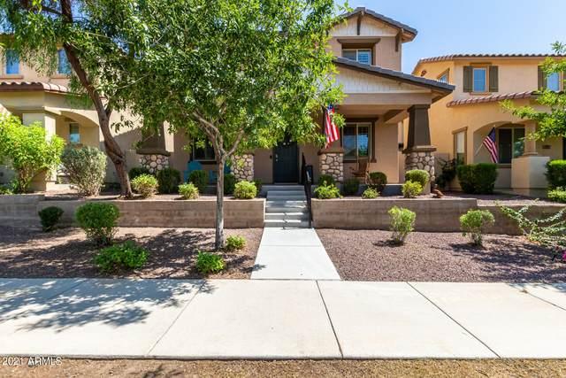 2305 N Heritage Street, Buckeye, AZ 85396 (MLS #6293918) :: Hurtado Homes Group