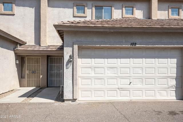2215 N 27th Street #102, Phoenix, AZ 85008 (MLS #6293920) :: Hurtado Homes Group