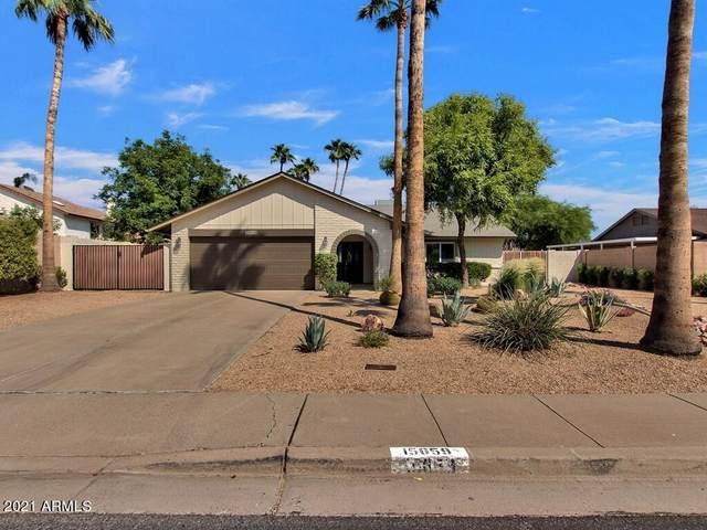 15659 N 51ST Place, Scottsdale, AZ 85254 (MLS #6293935) :: Devor Real Estate Associates