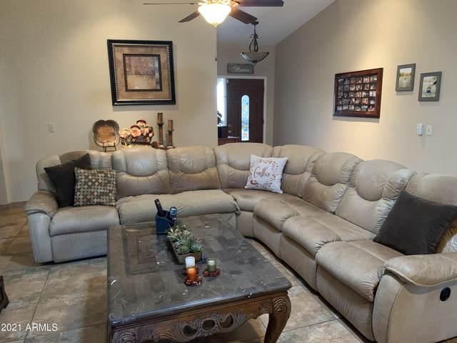 5902 E Acoma Drive, Scottsdale, AZ 85254 (MLS #6293945) :: Devor Real Estate Associates