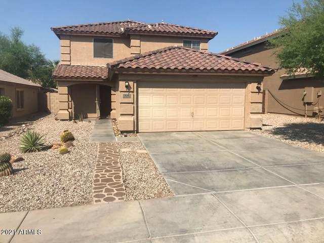 324 S 228TH Lane, Buckeye, AZ 85326 (MLS #6293950) :: Executive Realty Advisors