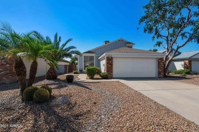 809 E Manor Drive, Chandler, AZ 85225 (MLS #6293951) :: Keller Williams Realty Phoenix