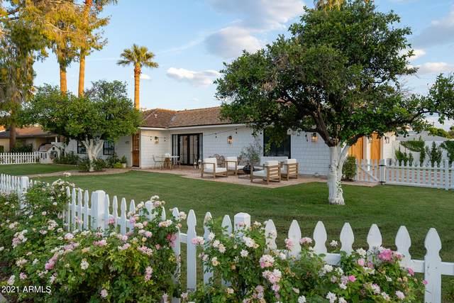 4925 E Weldon Avenue, Phoenix, AZ 85018 (MLS #6293965) :: The Laughton Team