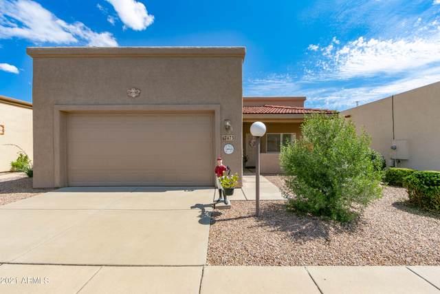 473 S Sky Ranch Road, Sierra Vista, AZ 85635 (MLS #6293967) :: Kepple Real Estate Group
