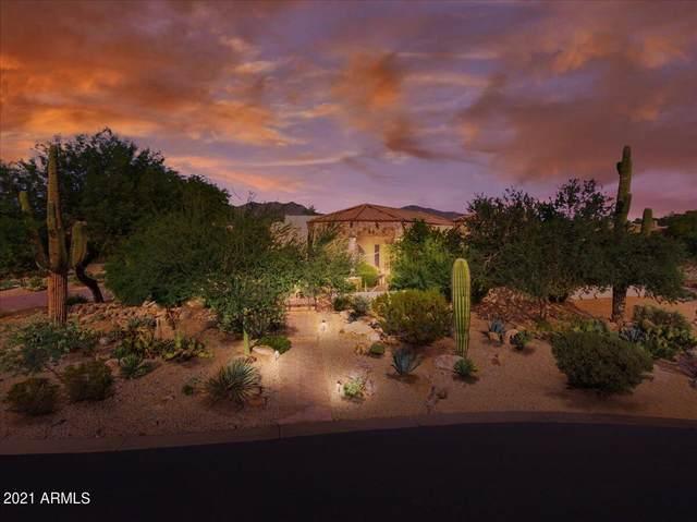3861 N Pinnacle Hills Circle, Mesa, AZ 85207 (MLS #6293968) :: The Garcia Group