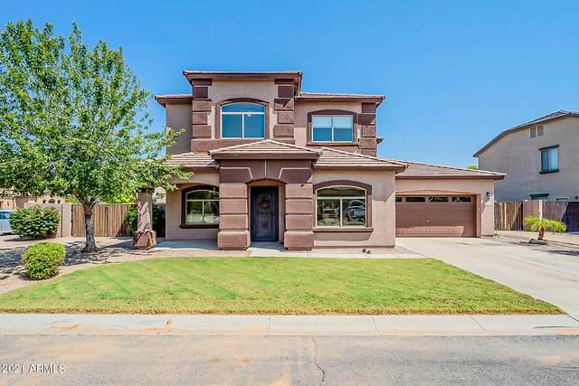 9630 E Barley Road, Florence, AZ 85132 (MLS #6293973) :: Klaus Team Real Estate Solutions