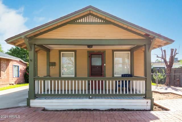 2017 N Richland Street, Phoenix, AZ 85006 (MLS #6293992) :: Elite Home Advisors