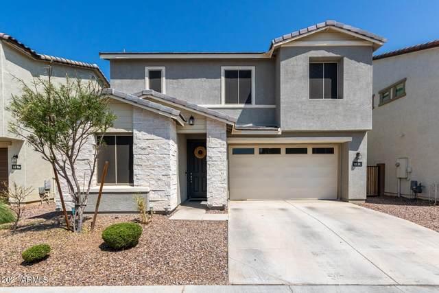 743 N Sparrow Drive, Gilbert, AZ 85234 (MLS #6293997) :: Yost Realty Group at RE/MAX Casa Grande