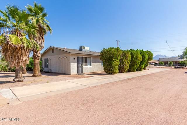 143 S Mountain Road, Apache Junction, AZ 85120 (MLS #6294029) :: Yost Realty Group at RE/MAX Casa Grande