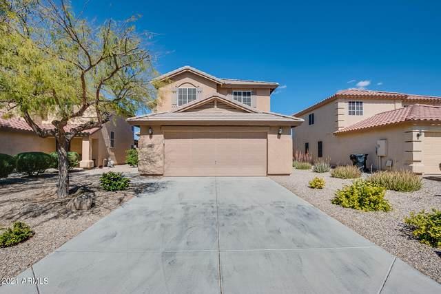 1346 W Central Avenue, Coolidge, AZ 85128 (MLS #6294031) :: Devor Real Estate Associates
