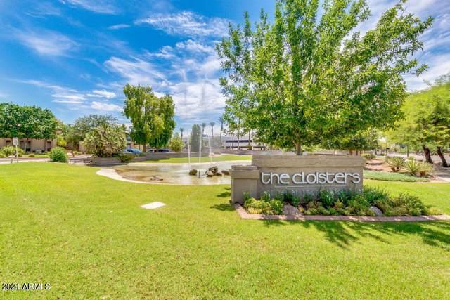 5219 N 24TH Street #201, Phoenix, AZ 85016 (MLS #6294047) :: Devor Real Estate Associates