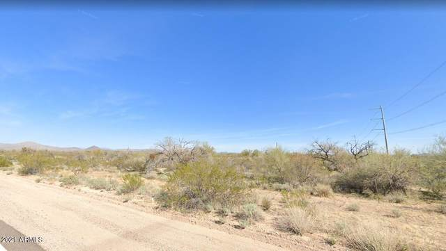 0 W Carefree Hwy/211Th Ave, Morristown, AZ 85342 (MLS #6294052) :: NextView Home Professionals, Brokered by eXp Realty