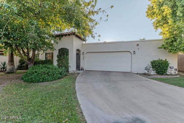 7307 E Rose Lane, Scottsdale, AZ 85250 (MLS #6294054) :: Dijkstra & Co.