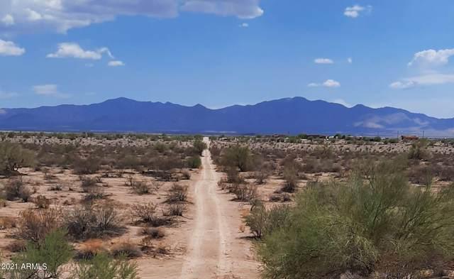 Yucca Vista 2 Lot #32   5 Acres, Yucca, AZ 86438 (MLS #6294075) :: Klaus Team Real Estate Solutions